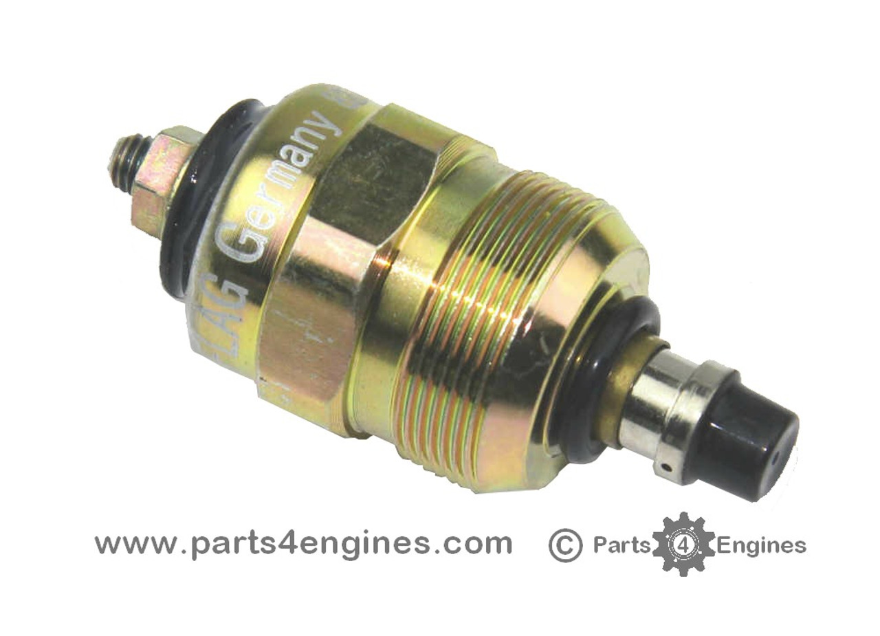 Volvo Penta TAMD22 stop solenoid PULL Type - parts4engines.com