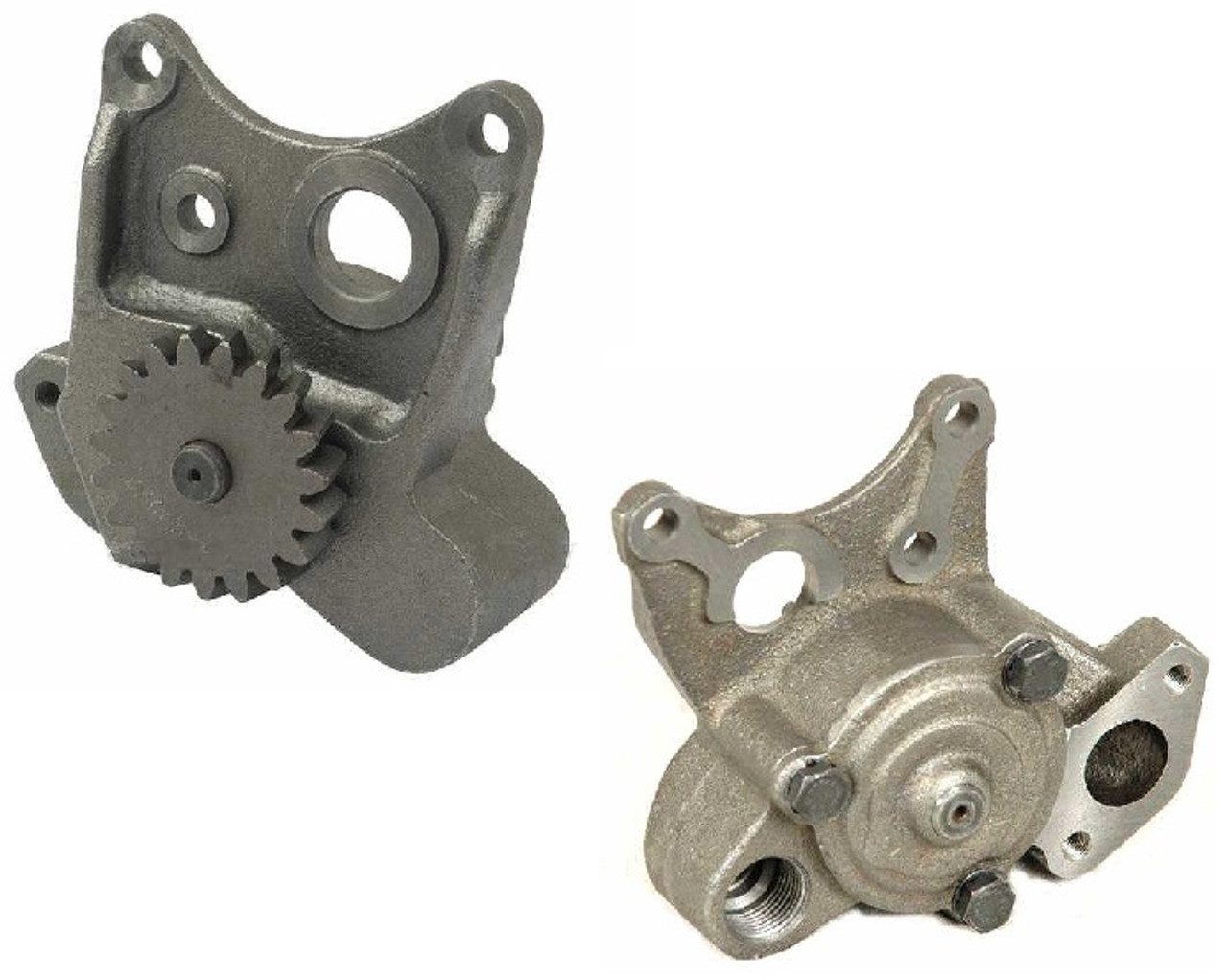 Perkins M90 Oil Pump naturally aspirated and turbo charged - parts4engines.com