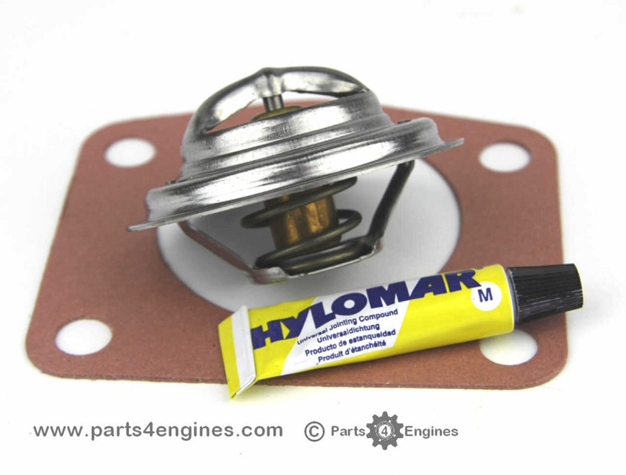 Perkins M90 Thermostat early version - parts4engines.com