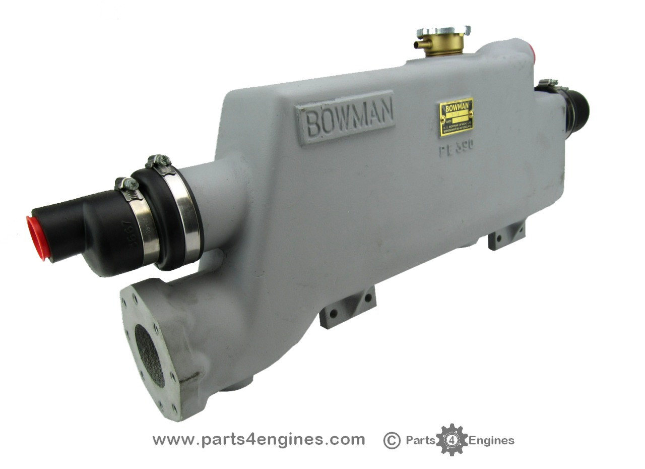 Perkins M90 Bowman heat exchanger