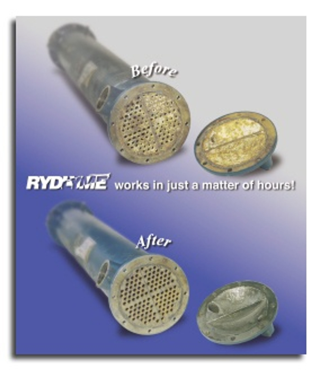 Rydlyme Biodegradable Descaler - part4engines.com
