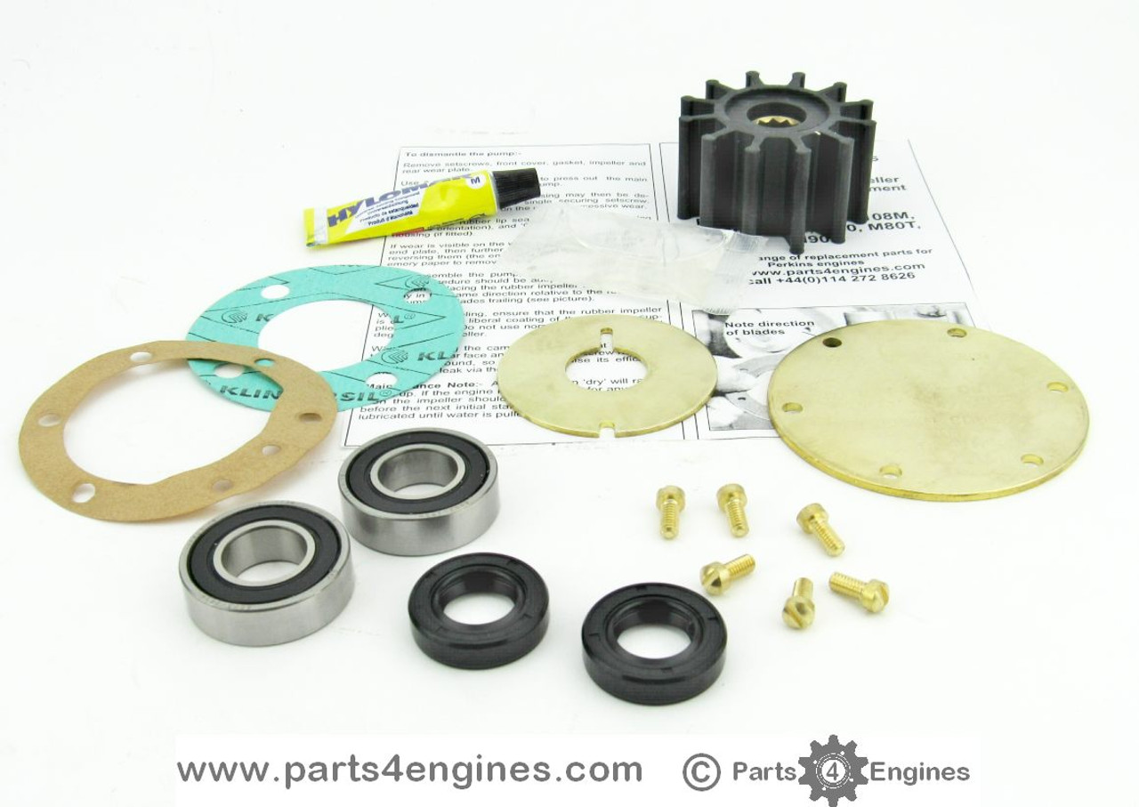 Volvo Penta TMD22 Cam driven raw water pump rebuild kit - parts4engines.com