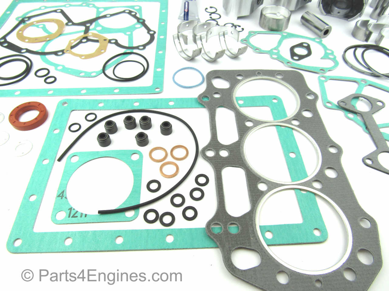 Perkins 100 Series 103.09 Engine Overhaul kit - parts4engines.com