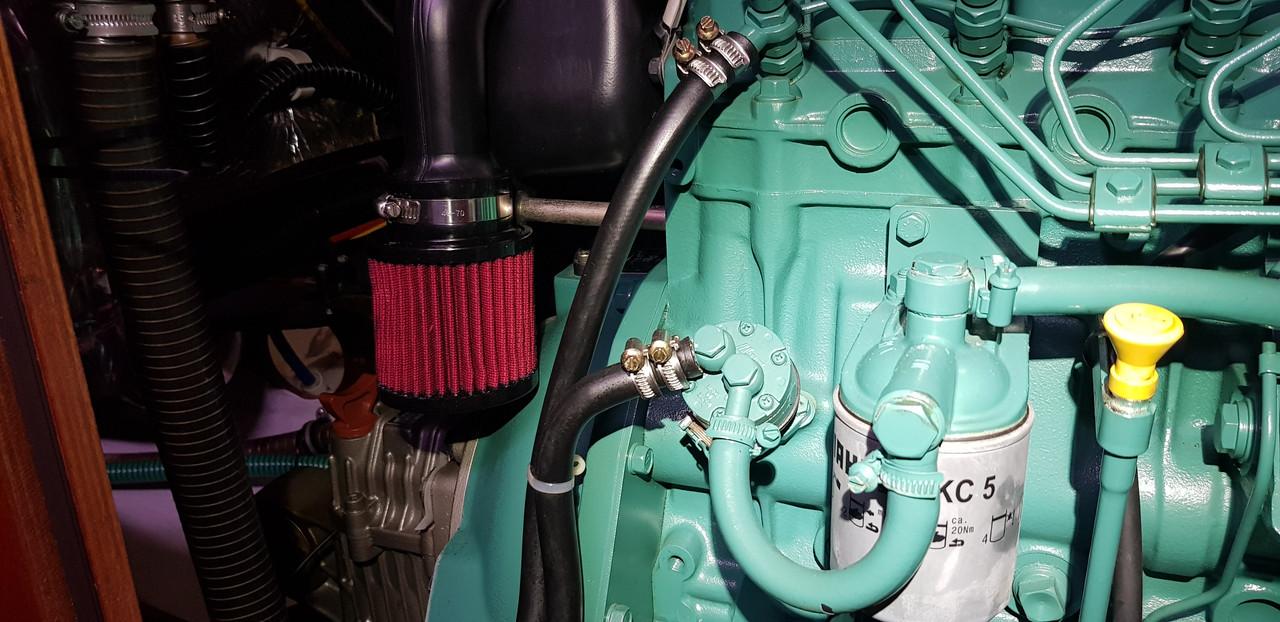 Volvo Penta D2-55 Air filter