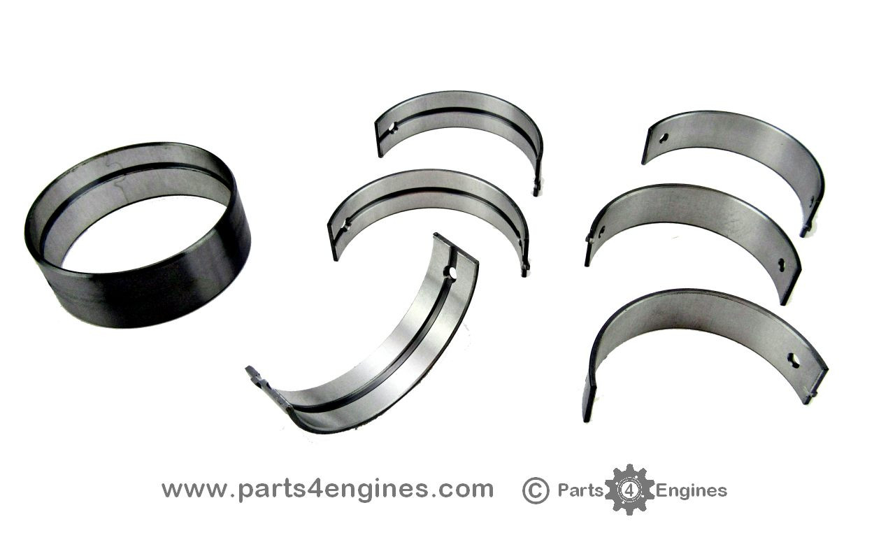 Volvo Penta MD2040 Main bearing kit - parts4engines.com