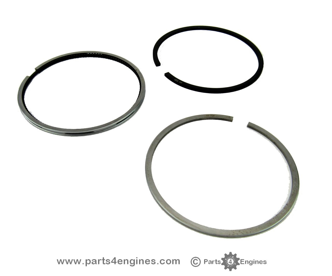 Volvo Penta 2002 Piston Ring set, from parts4engines.com