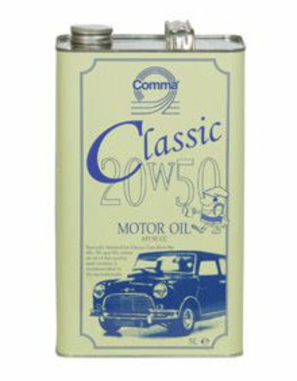 Comma classic  20w / 50 engine oil from parts4engines.com