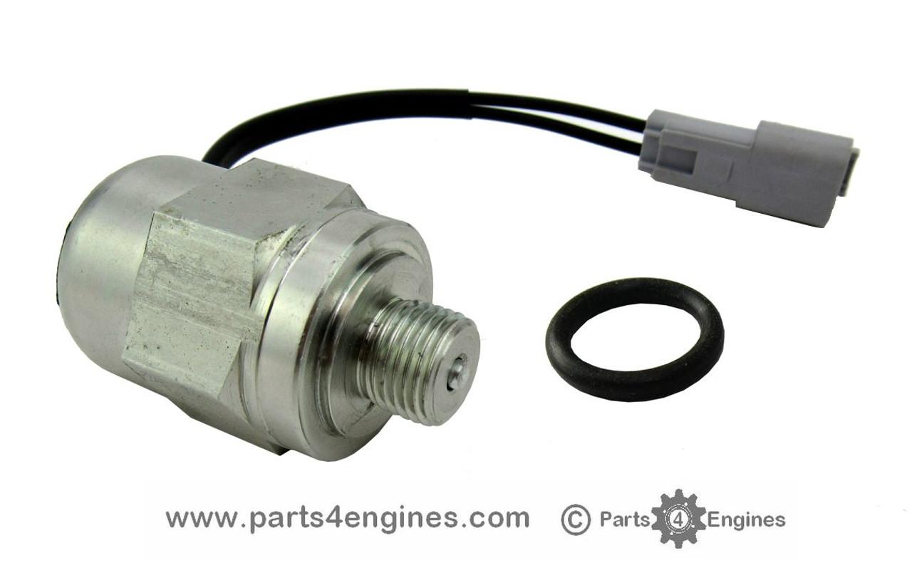 Volvo Penta D2-60F  Fuel Stop Solenoid, from parts4engines.com