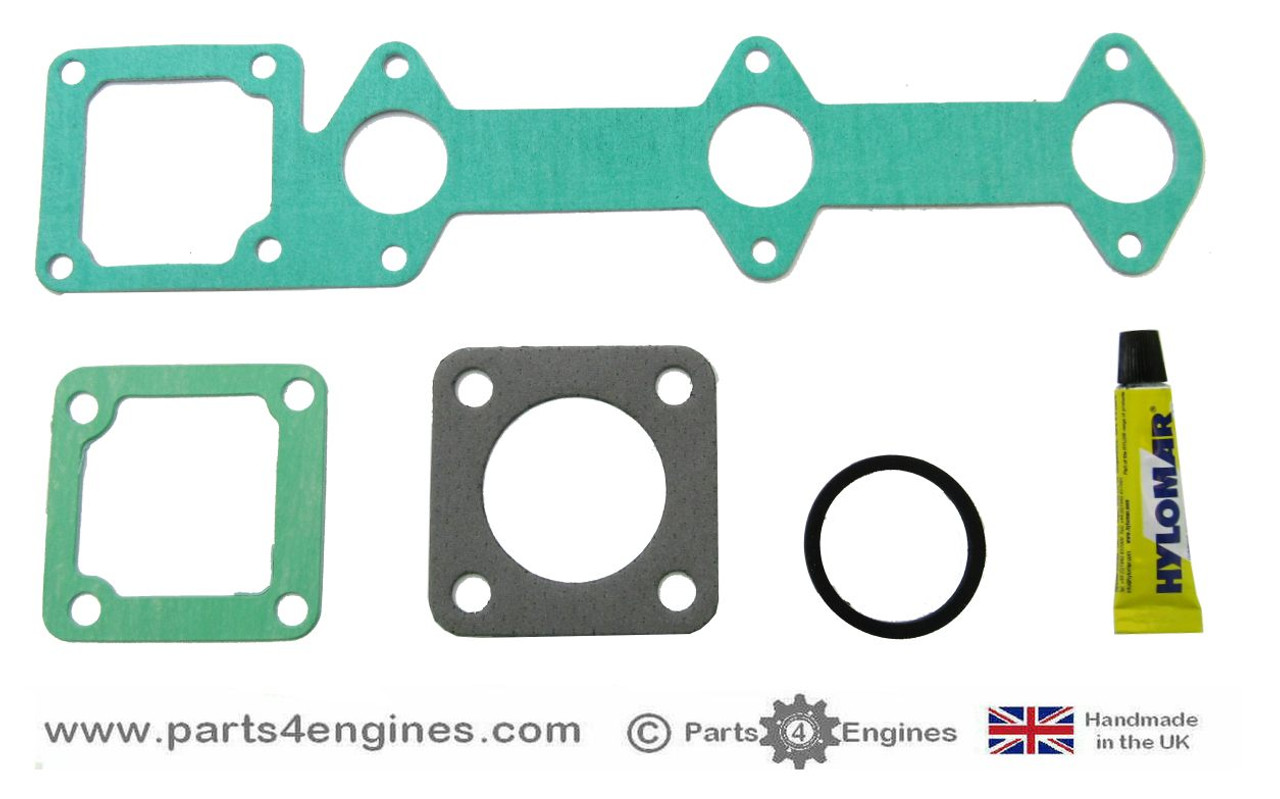 Volvo Penta MD2040 Heat exchanger seal and gasket kit from, parts4engines.com