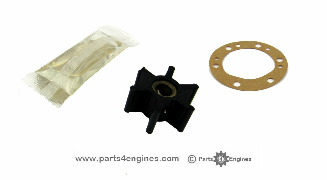 Yanmar 2GM20  Raw water pump impeller kit - parts4engines.com