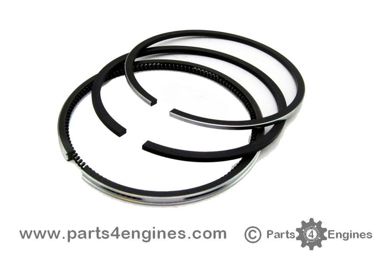 Yanmar 1GM Piston ring set, from Parts4engines.com