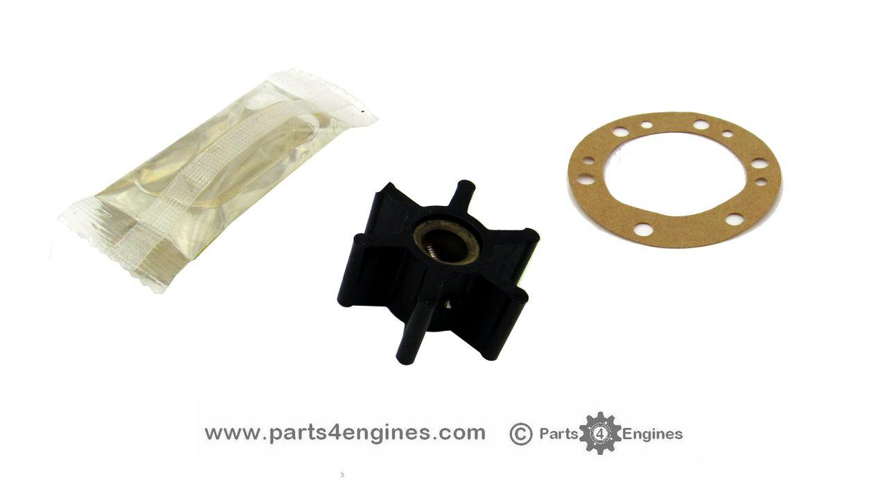 Yanmar 3GM30  Raw water pump impeller kit - parts4engines.com
