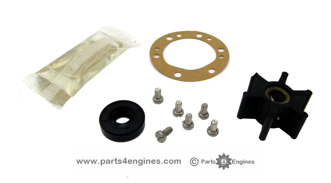 Yanmar 3GM30 Raw water pump service kit - parts4engines.com