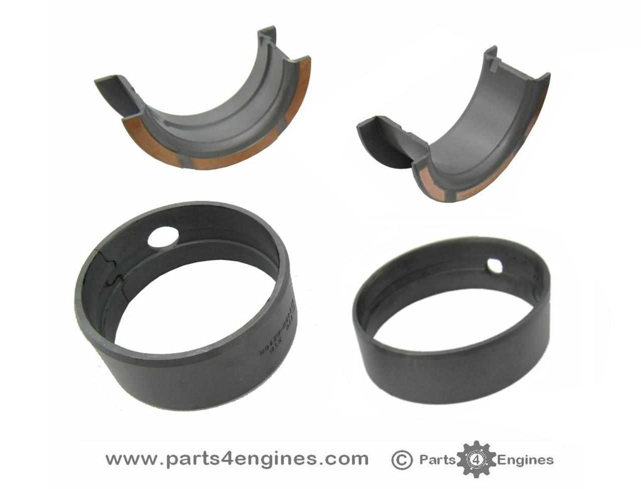 Yanmar 2GM Main bearing set