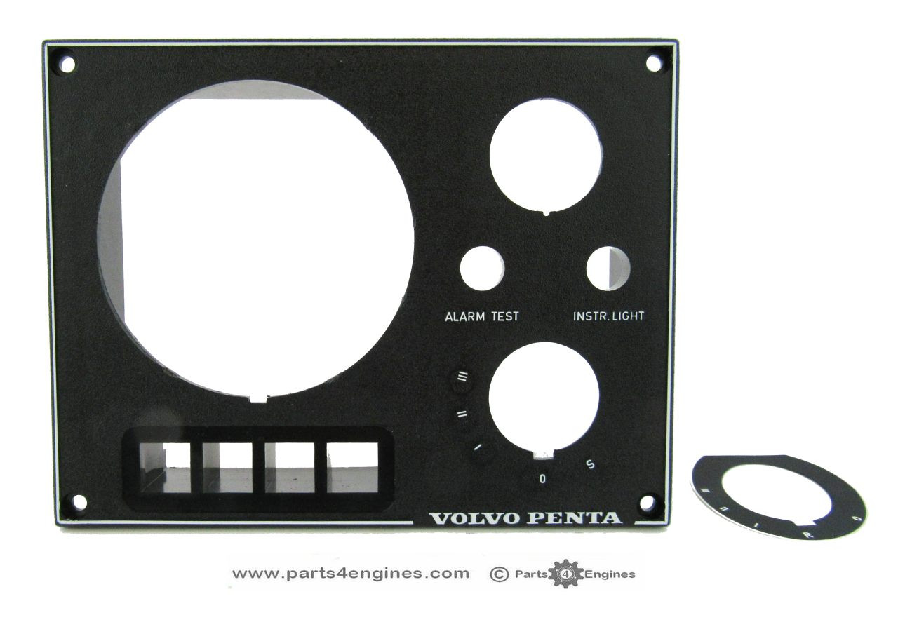 Volvo Penta MD2040 Instrument Panel, key switch from parts4engines.com