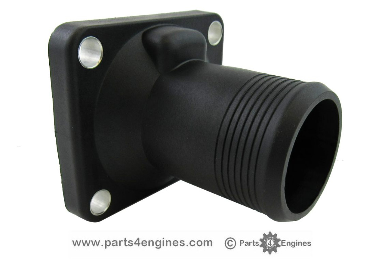Perkins Phaser 1006 thermostat and housing, from parts4engines.com