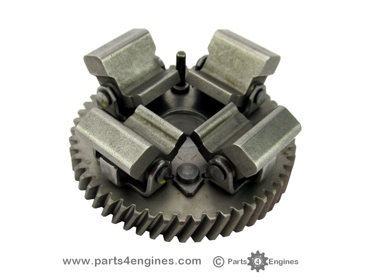 Volvo Penta MD2030 camshaft gear, from parts4engines.com