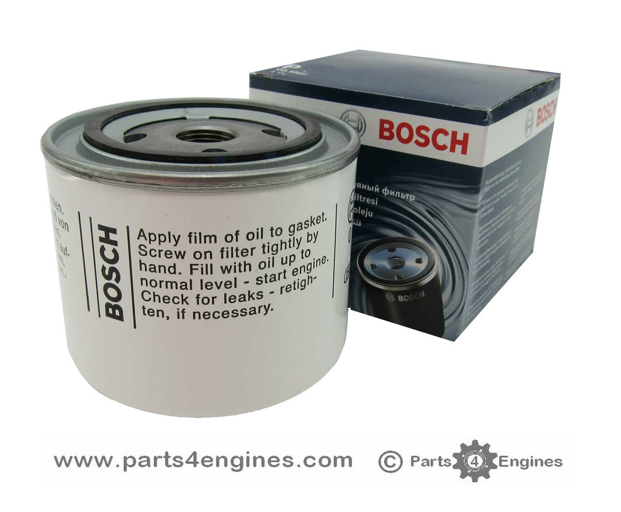 Volvo Penta MD22 Late oil filter from Parts4Engines.com