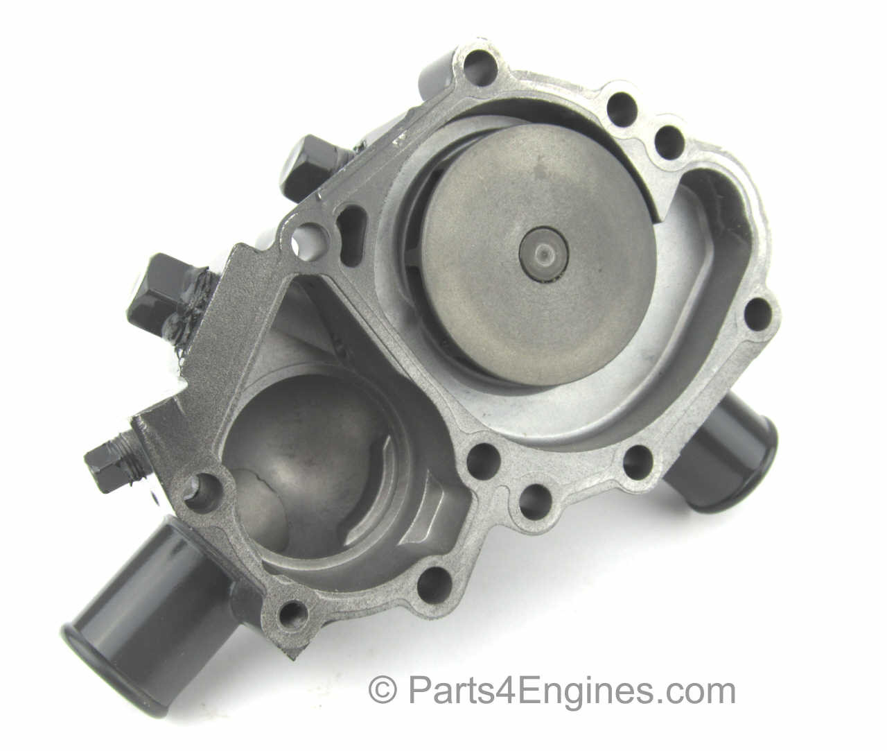 Perkins M25, M30, KC & KD Engines (rear view) - parts4engines.com