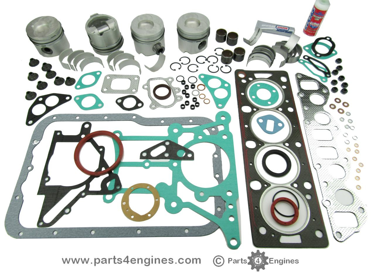 Volvo Penta MD22 engine overhaul kit from parts4engines.com