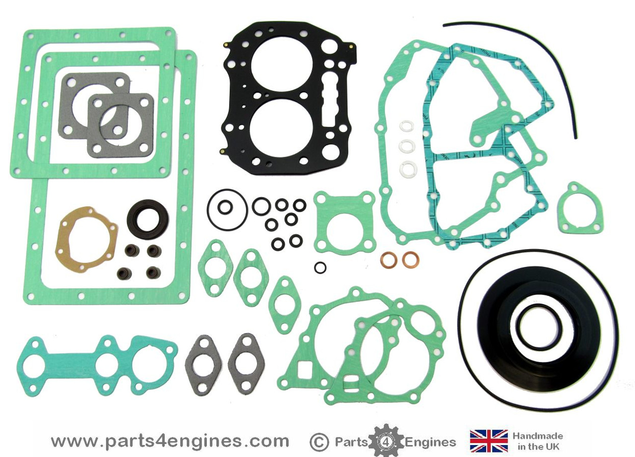 Perkins 100 series 102.05 Complete Gasket with rear seal