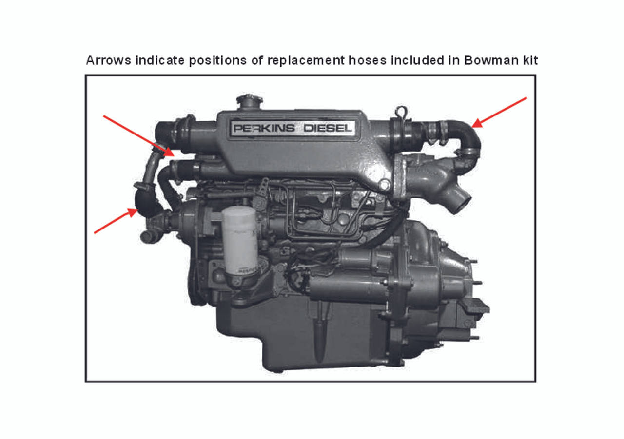 4.108 Bowman version & hose positions from parts4engines.com
