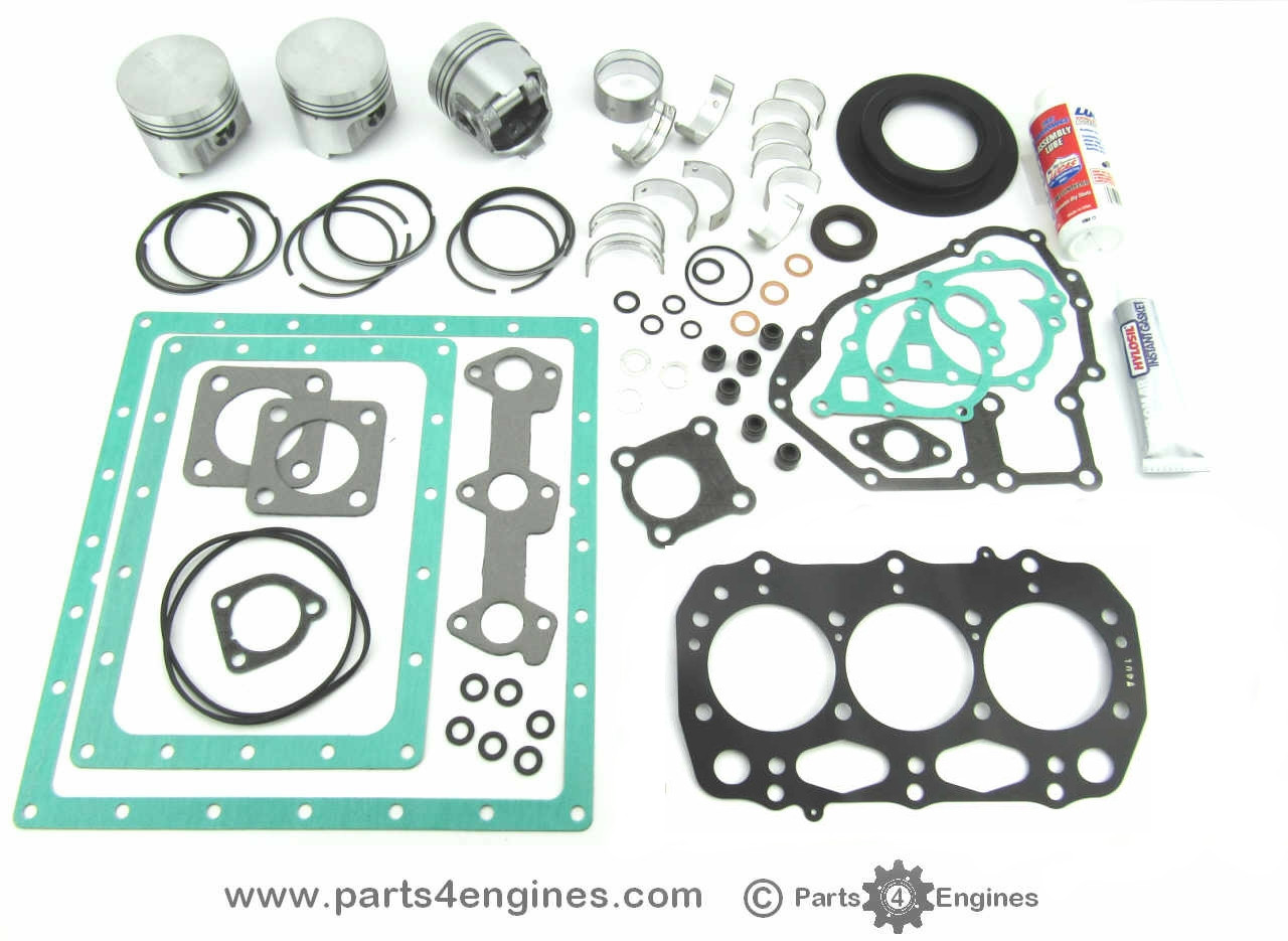 Volvo Penta MD2020 Engine Overhaul kit from parts4engines.com