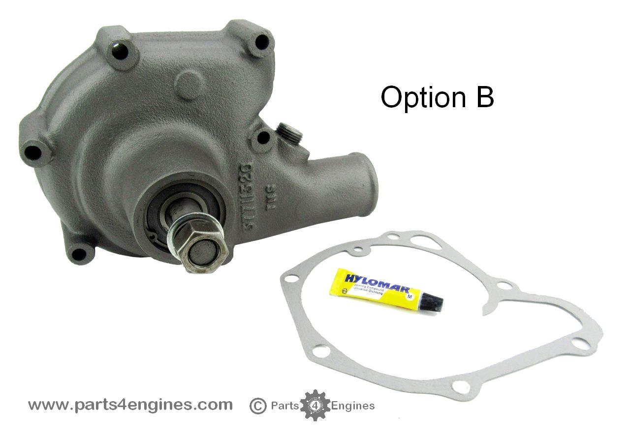 Perkins 6.354 option B water pump - parts4engines.com