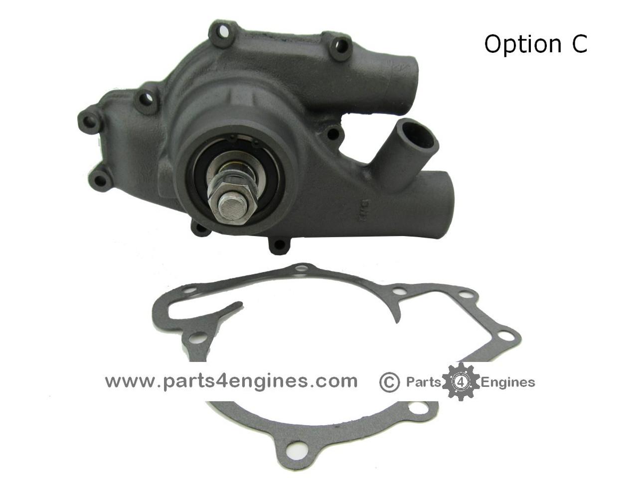 Perkins 6.354 option C water pump - parts4engines.com