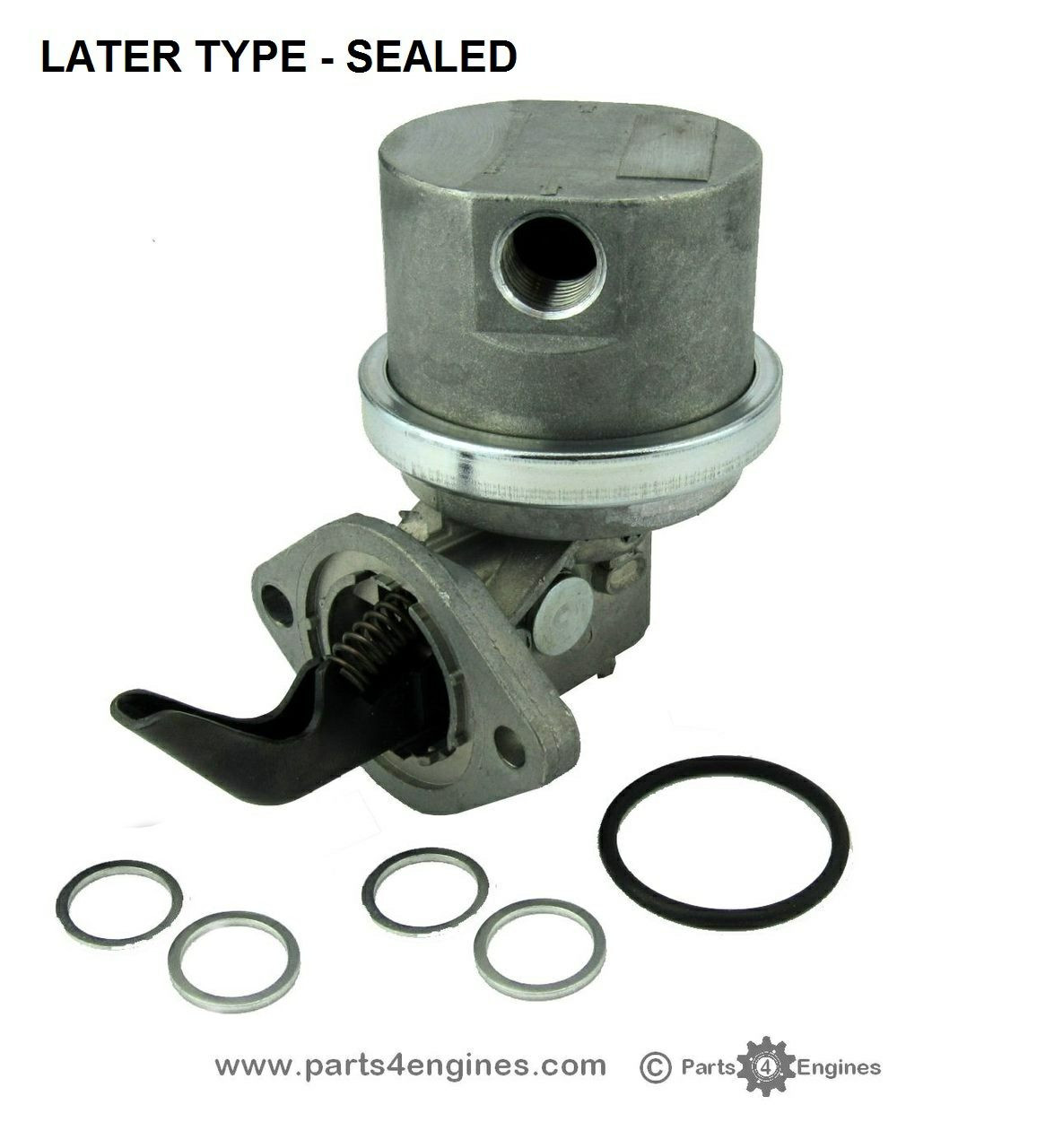 Volvo Penta 2003T fuel lift pump later - Parts4engines.com