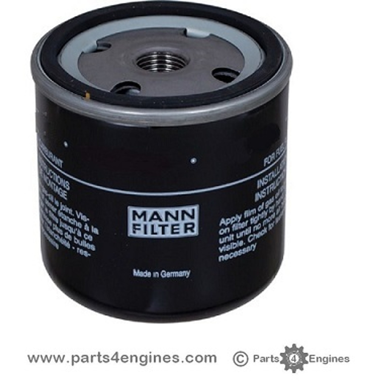 Volvo Penta 2002 fuel filter from Parts4engines.com