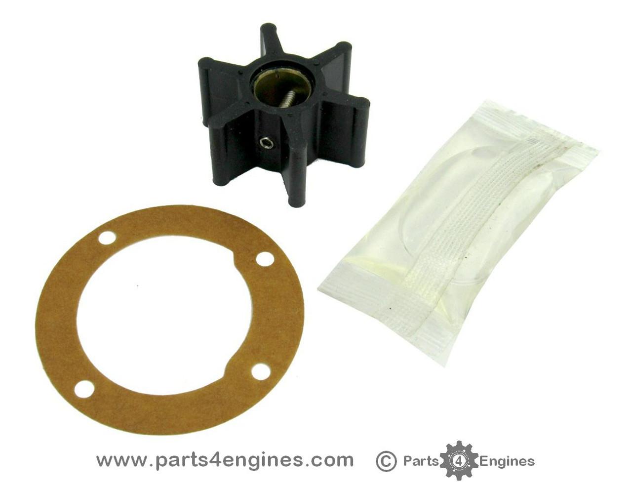 Volvo Penta 2001 raw water pump impeller kit - Parts4engines.com