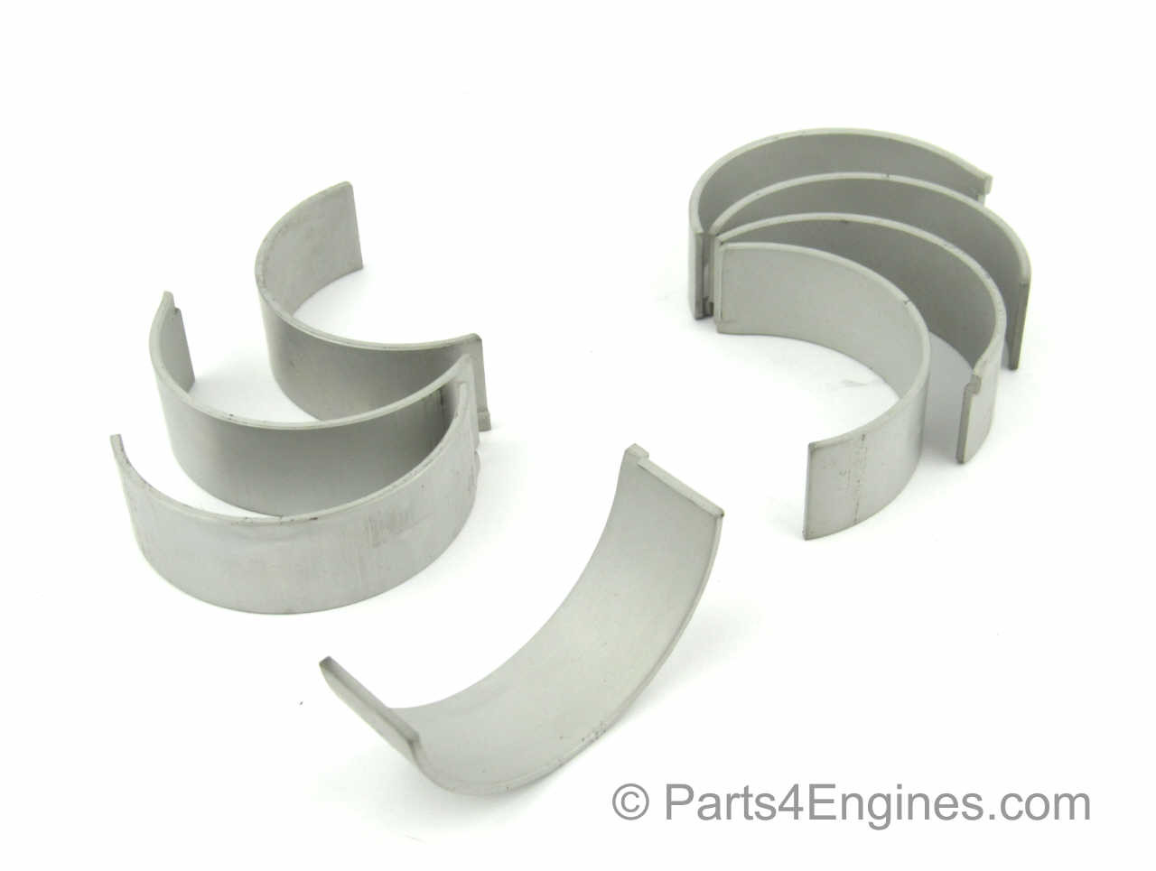 Volvo Penta TMD22 Connecting rod bearings from parts4engines.com