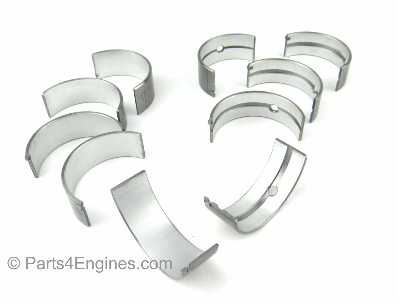 Volvo Penta TMD22 Main bearings from parts4engines.com