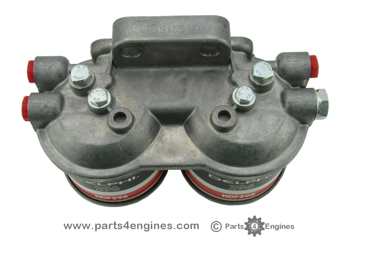 Perkins 4.248 Twin filter assembly from Parts4engines.com