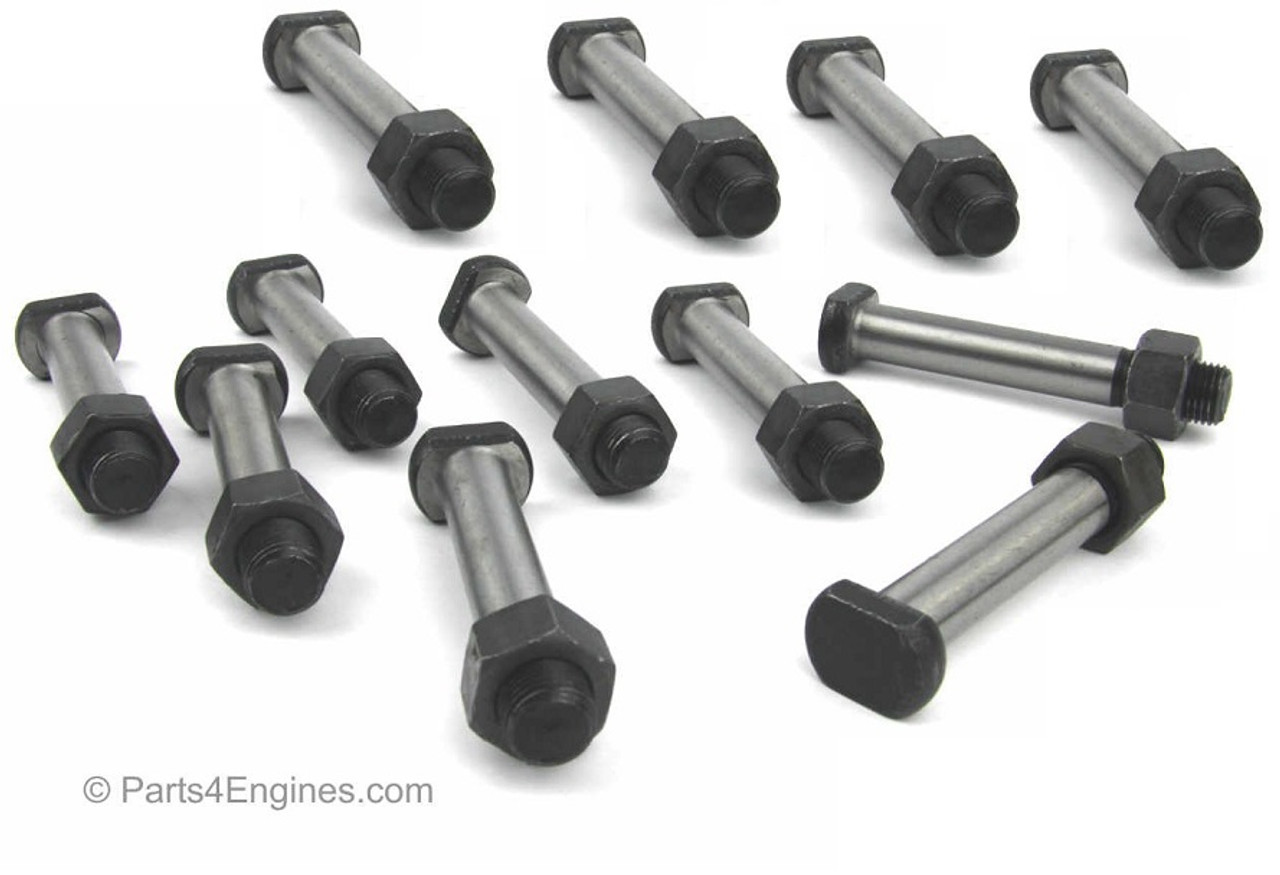 Perkins Phaser 1006 Connecting rod bolts & nuts Set - parts4engines.com