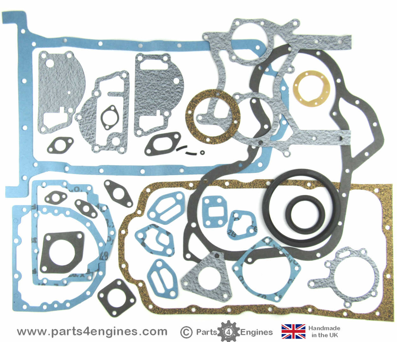Perkins 4.248 Bottom Gasket set from parts4engines.com