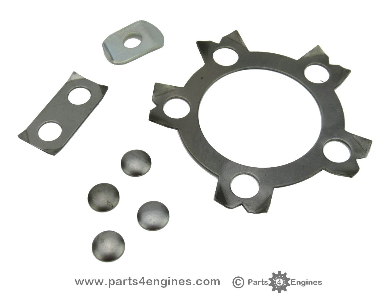 Perkins 4.108 Engine Overhaul Kit tab washer kit