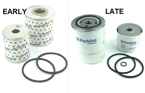 Perkins 4.108 Filter Service Set from parts4engines.com