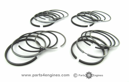 Perkins M90 piston rings set from parts4engines.com