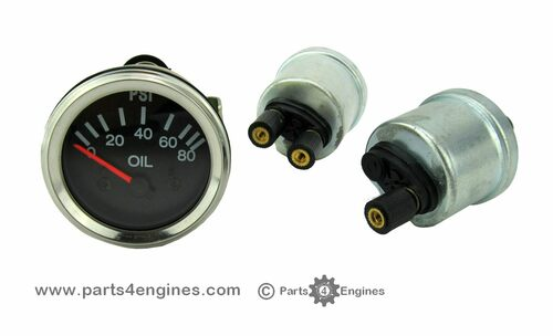 Perkins M90 Oil Pressure gauge from parts4engines.com
