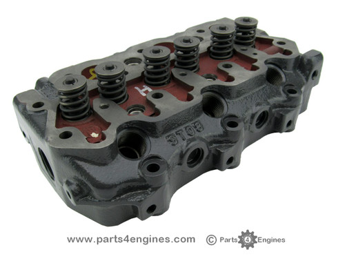 Volvo Penta MD2030 Cylinder head assembly from parts4engines.com