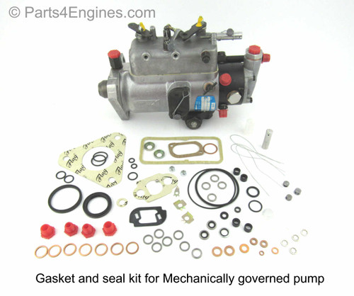 Perkins 4.154 Gasket & Seal Kit for Mechanical Governed Injection Pump from parts4engines.com