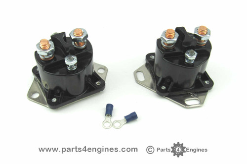 Perkins 4.154 starter solenoid - parts4engines.com
