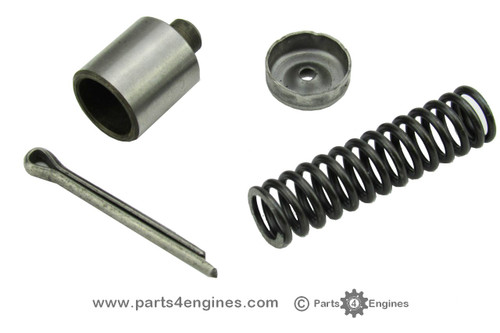 Perkins 4.236 Oil pressure relief valve kit from parts4engines.com