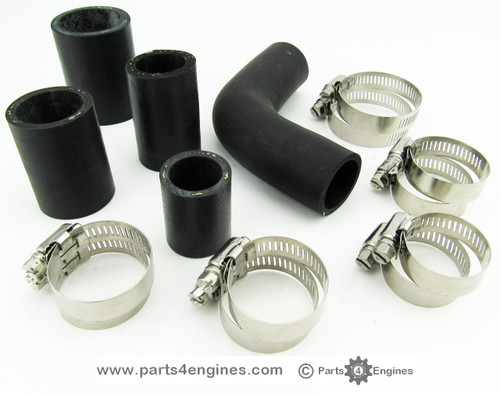 Perkins Prima M80T Hose replacement kit from parts4engines.com
