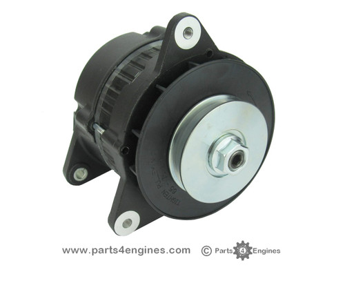 Perkins 4.99 90A high output (isolated earth) alternator from Parts4Engines.com