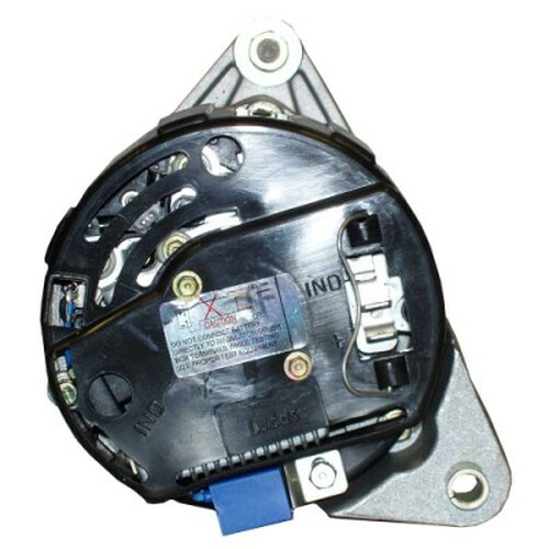 Perkins 4.107 12V 45 Amp Alternator from parts4engines.com