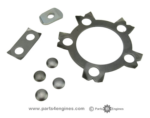Perkins 4.99 locking tab washer kit from parts4engines.com