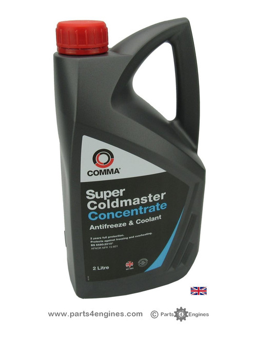 Antifreeze & Coolant 2 Litre from parts4engines.com